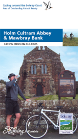 Cycling Holm Cultram Abbey and Mawbray Bank