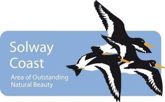 Solway Coast AONB logo